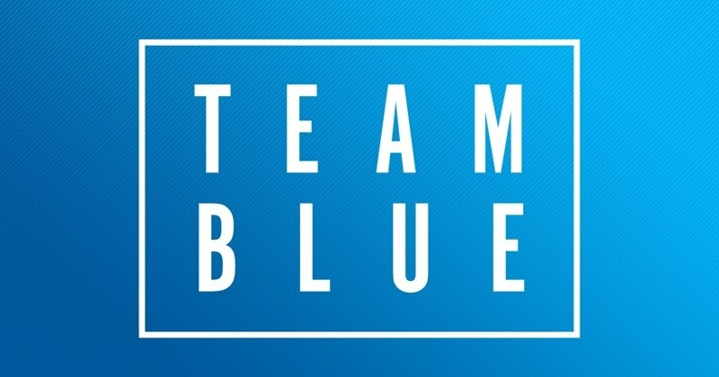 Team Blue Logo