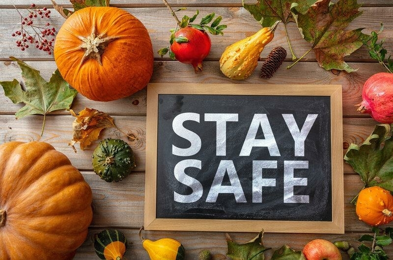 stay safe Thanksgiving