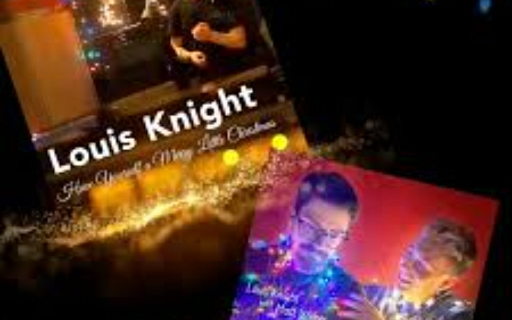Louis Knight cd cover