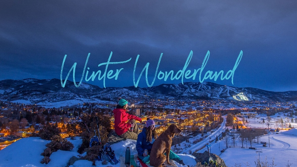 winter wonderland image