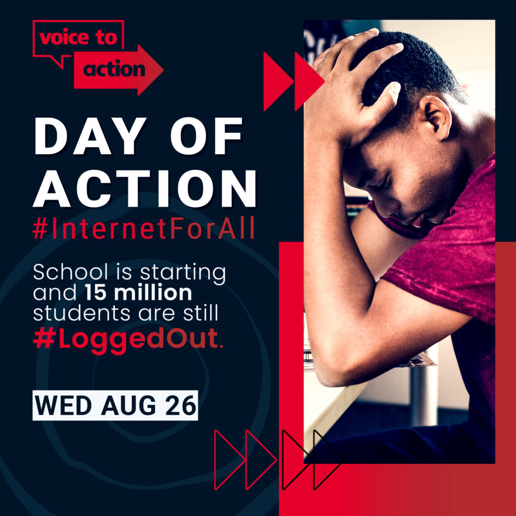 Day of Action Graphic